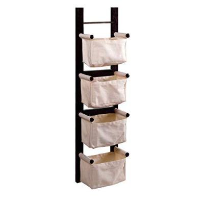 Winsome Wood Linea Storage/Organization Espresso
