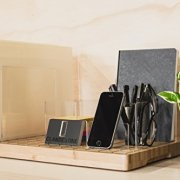 The Inspire Desk Organizer - Fully Customizable to Suite Your Needs
