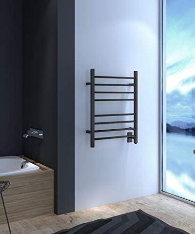 HEATGENE Hot Towel Warmer for Bath Heated Drying Rack