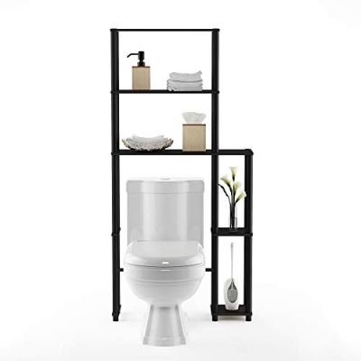 Furinno Turn-N-Tube with 5 Shelves Toilet Space Saver