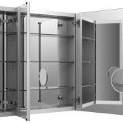 KOHLER Verdera 40-Inch By 30-Inch Slow-Close Medicine Cabinet