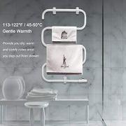 Homeleader Towel Warmer and Drying Rack, Heated Towel Rack