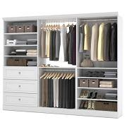 """Bestar 108"""" Storage kit - Versatile"""