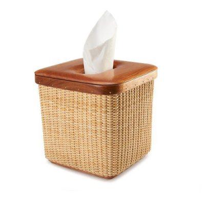 Teng Tian Basket Extraction Paper Basket Tissue Box Toilet Paper Storage