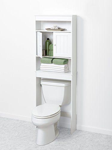 Zenna Home, Cottage Collection Bathroom Spacesaver