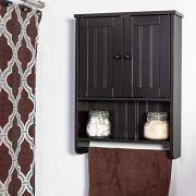 Wholesale Plumbing Supply Espresso, Double Door Wall Cabinet Wall