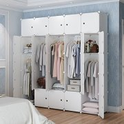MAGINELS Closet Wardrobe Armoire Cube Storage Organizer