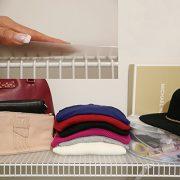 Closet Shelf Liner, Wire Shelf Liner for Closet and Pantry