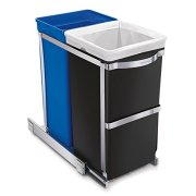 simplehuman 35 Liter / 9.3 gallon Under Counter Kitchen
