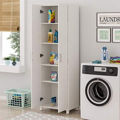 "SystemBuild Callahan 24"" Utility Storage Cabinet"