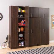 Prepac Espresso Elite Storage Cabinet