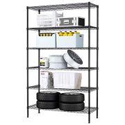Bigacc 6 Tier Wire Shelving Unit Wire Shelves