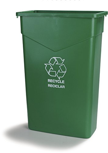 Carlisle Recycle Waste Container