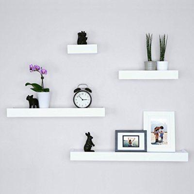 Ballucci Modern Ledge Wall Shelves