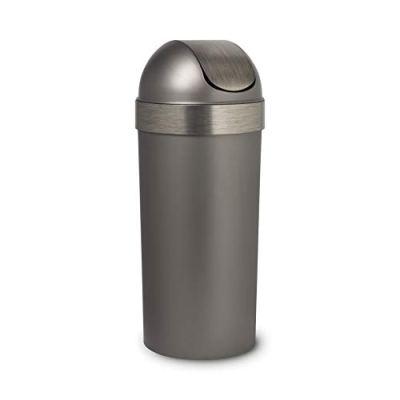 Umbra Venti 16-Gallon Swing Top Kitchen Trash Large