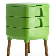 HOT FROG Living Composter (Worm Composter)