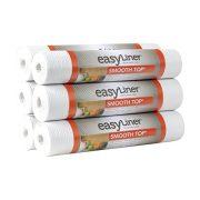 "Duck Smooth Top Easy Liner Shelf Liner 12"" Wide Kitchen Pack"