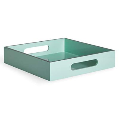 Now House by Jonathan Adler Chroma Square Lacquer Tray