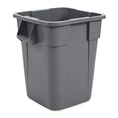 Rubbermaid Commercial Products BRUTE Square Bin Storage Container