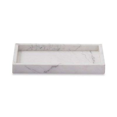 Camarillo Towel Tray Crafted of Genuine Marble