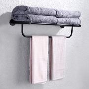 KES Towel Rack with Towel Bar SUS Stainless Steel 23-Inch Bathroom