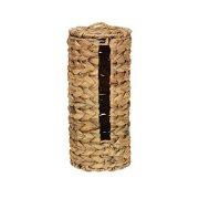 Household Essentials Wicker Toilet Tissue Paper Holder
