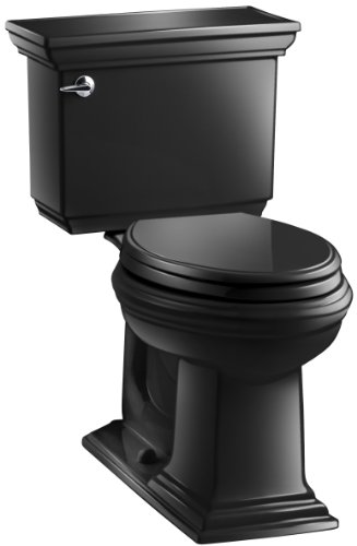 KOHLER Memoirs Stately Comfort Height Two-Piece Elongated