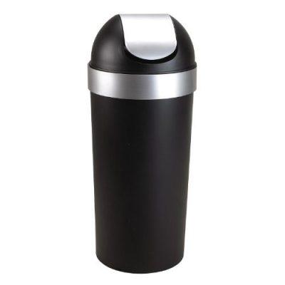 Umbra Venti 16-Gallon Swing Top Kitchen Trash Can - Large