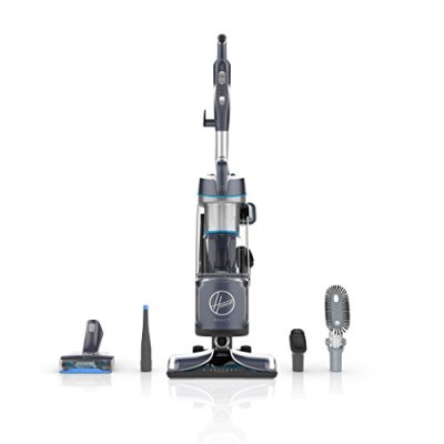 Hoover React Powered Reach Plus Upright Vacuum Cleaner