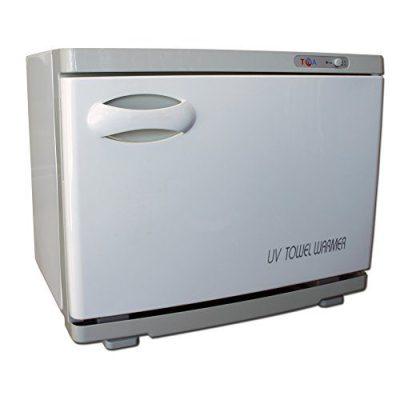 TOA Supply Spa Beauty Salon Equipment UV Light Sterilizer Hot Towel Warmer