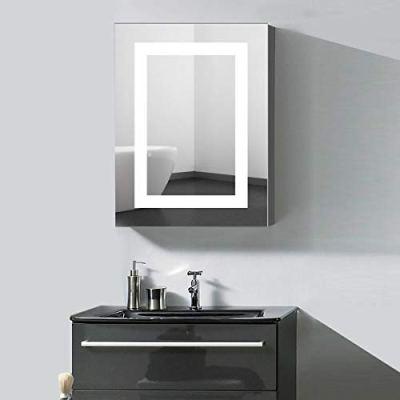 "24"" x 32"" LED Lighted Bathroom Medicine Cabinet, Illuminated Wall Mount"
