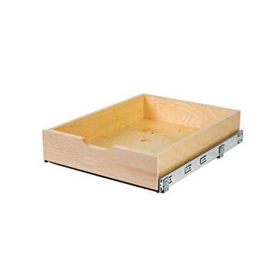 Knape & Vogt 5 in. H x 18 in. W x 22 in. D Soft-Close Wood Drawer Box
