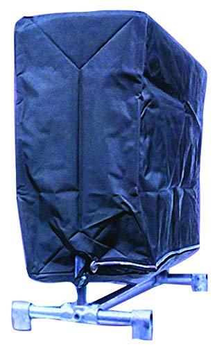 TUVAINC Tuva Zippered Garment Clothing Rack Cover, Waterproof Nylon