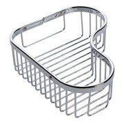 Ginger 505L/PC Splashables Combination Corner Shower Basket