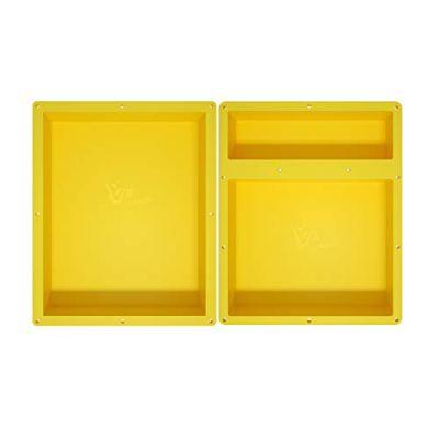 Uni-Green Shower Niche Recessed Shower Shelves and Tile Shower