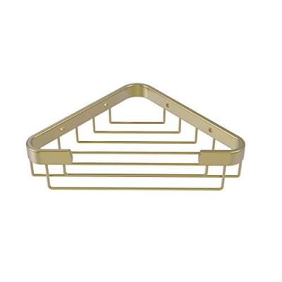Allied Brass Toiletry Corner Shower Basket