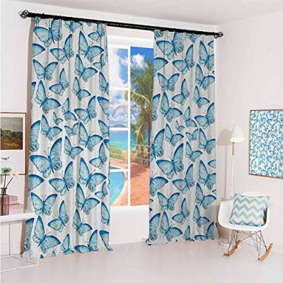 hengshu Butterfly Sun Protection Insulated Bedroom Living Room