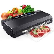KOIOS Vacuum Sealer Machine, 80Kpa Automatic Food Sealer