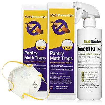 West Bay Retail | Pantry Moth Killer KIT - Natural Moth Killer Kit