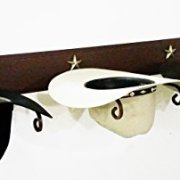 Mark Christopher Collection American Made Cowboy Hat Holder Star