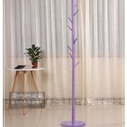 BestBang Solid Wood Coat Rack Hall Tree Hat Purse Display Stand