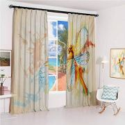 Dragonfly Sun Protection Insulated Bedroom Living Room