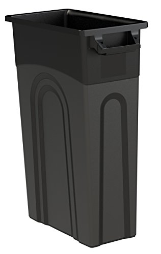 United Solutions Highboy Waste Container, Pack of 4