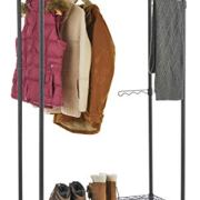Type A Heavy-Duty Garment Rack | Portable Clothes Rack on Wheels