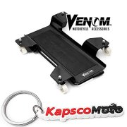 Venom Motorcycle Center Stand Mover Dolley Cruiser Bike Dolly Park
