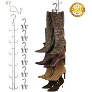 New Improved System- Boot STAX: Vertical Hanging Boot Rack, Boot Storage