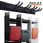 Garage Storage Organization System Wall Mount Rack Heavy Duty Tools Hanger