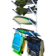 StoreYourBoard Beach Chair and Umbrella Wall Storage Rack