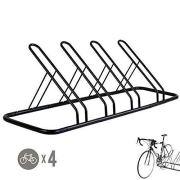 CyclingDeal 1-4 Bike Floor Parking Rack Storage Stand Bicycle