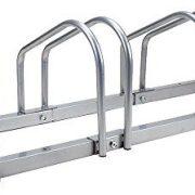 Crown Sporting Goods 4 Bicycle Floor Stand and Storage Rack
